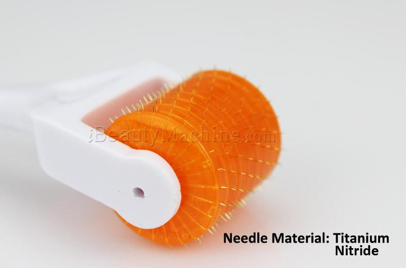 DNS titanium micro needle roller