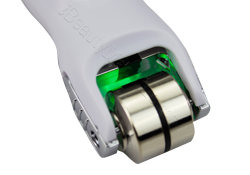 Galvanic Microcurrent meso roller-green light