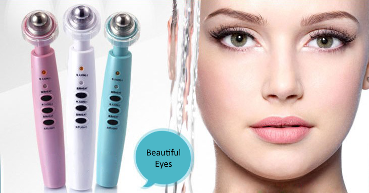different color of magic eye care roller